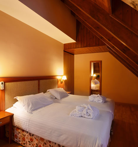 familiar room Hotel Acevi Val d'Aran
